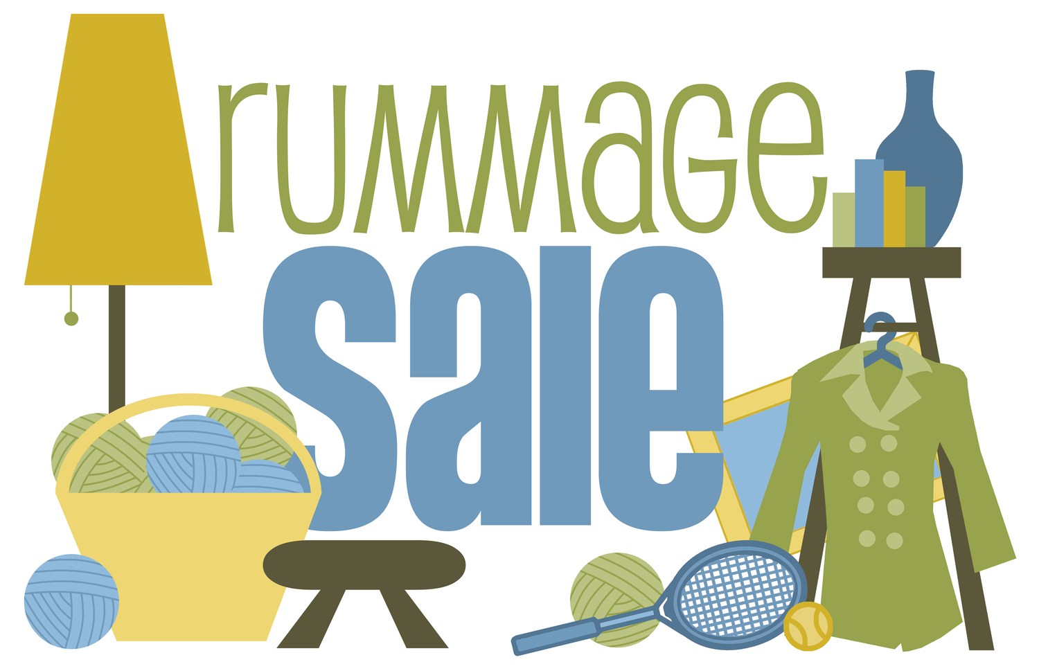 Rummage Sale Fundraiser Scheduled for June