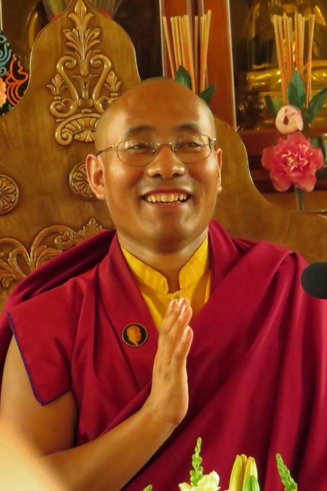 Lama Karma Drodhul Public Talk and Weekend Teaching August 25-27th