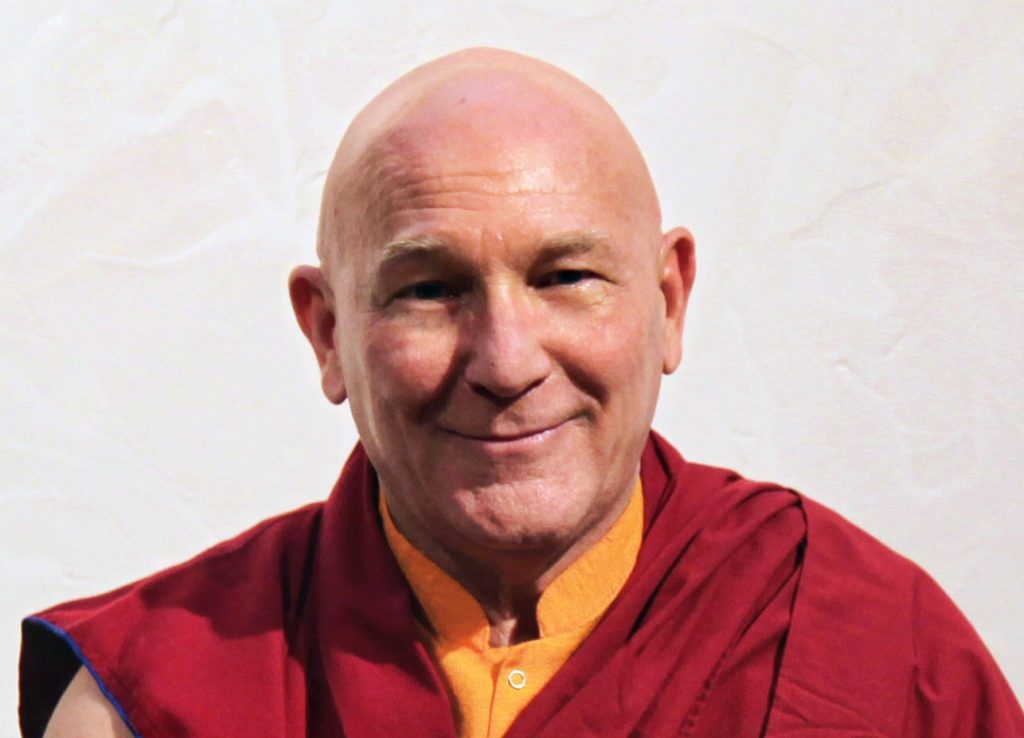 Chenrezik & Sitting Meditation Instruction with Lama Losang  and 3rd Annual Benefit Dinner & Dharma Talk